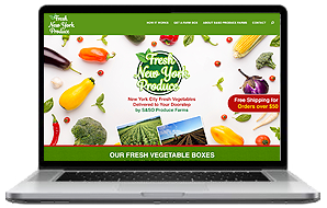 Fresh Vegetable Delivery - How It Works
