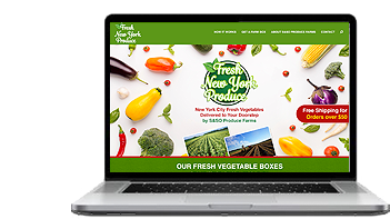 Fresh Produce account - How it works